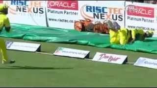 Most Amazing Save 4th in Pakistan Vs West Indies by Pakistan - World-cup 2015