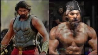 Rana Daggubati AKA Bhallala Deva's Fierceful Look of Baahubali 2 Out!