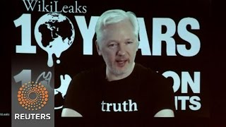 Assange: Not targeting Clinton with next WikiLeaks dump
