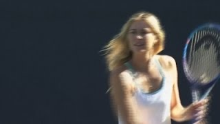 Sharapova's Doping Ban Reduced to 15 Months