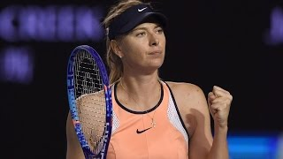 Maria Sharapova drugs ban reduced to 15 months on appeal