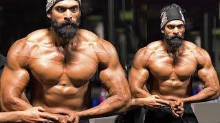 Rana Daggubati's Gym Bodybuidling Workout For Bahubali 2 - The Conclusion Movie