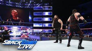 Kane vs. Bray Wyatt: SmackDown LIVE, Oct. 4, 2016