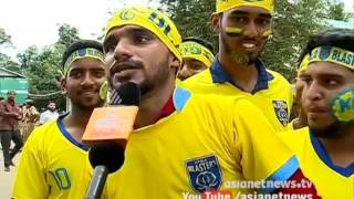 ISL : Kerala blasters fans to celebrate First Home Match 2016