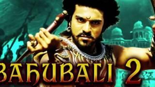 Bahubali 2 - Rana Daggubati AKA Bhallala Deva's Fierceful Look is Out