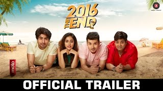 2016 The End - Official Movie Trailer Divyendu Sharma, Kiku Sharda, Harshad Chopda & Rahul Roy