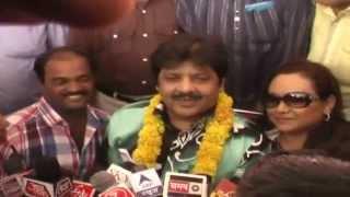 Tez News - Udit Narayan on kishore kumar   Khandwa