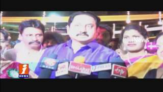 Megha Dandiya Held at Minerva Grand Karmanghat | Hero Suman Participated iNews