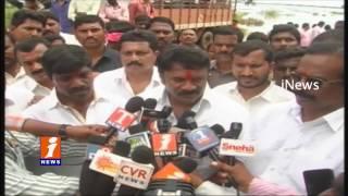 Talasani Srinivas Yadav Left Fishes Into Musi River | Fish Farming in Telangana | iNews