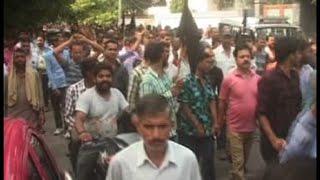 डेली वजर्स का हल्लाबोल, सरकार से नियमितीकरण की मांग