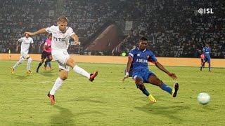 Watch NorthEast United FC vs FC Goa highlights ISL 2016