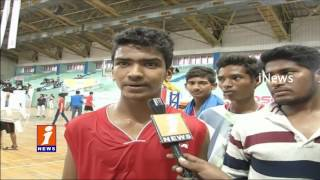 National Level Sub Junior Basketball Competition Stated in Hyderabad iNews