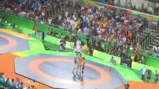 Sakshi malik winning moments