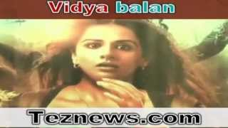 Tez News - Vidya Balan Supports Nudity in Film , Hot Video