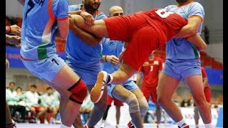 Pro Kabaddi World Cup 2016 - India Vs Korea - Highlights