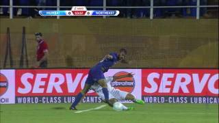 ISL 2016 highlights: Mumbai City FC 1-0 NorthEast United FC