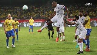 Kerala Blasters vs Delhi Dynamos - Hero ISL 2016