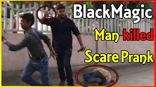 Man Killed by Black Magic Scare Pranks in India 2016 Unglibaaz