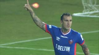 ISL 2016 highlights  FC Goa 1 - 2 FC Pune City