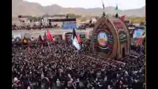 Muharram , Day Of Ashura, Taft, Iran