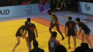 Kabaddi Worldcup, 2016.Ahmedabad.(Iran v/s Kenya).