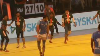 Kabaddi Worldcup, 2016.Ahmedabad.(India v/s Bangladesh).