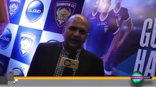 Chennaiyin FC sponsor for ISL 2016