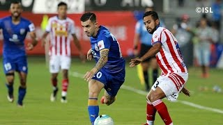Mumbai City FC vs Atletico de Kolkata (Stephen Pearson) Hero ISL 2016