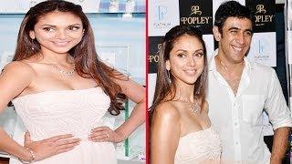 Amit Sadh & Aditi Rao Hydari In Zara Dress at Popley's Platinum Jewellery Launch !