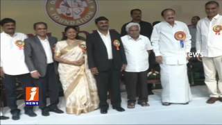Watch PM Modi attends award ceremony of India-Singapore     (video