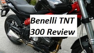 Benelli TNT 300 Review - Test Ride - IXIL Exhaust Note. India, Hyderabad.