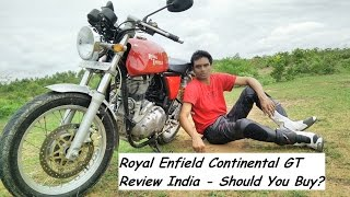 Royal Enfield Continental GT Review India - Should You Buy One?