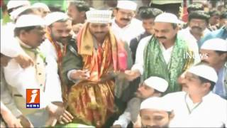 YS Jagan Participated In Rottela Panduga | Visits Bara Shaheed Dargah | Nellore | iNews