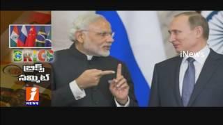 BRICS Summit 2016 in Goa All Set To Starts From Tomorrow | iNews