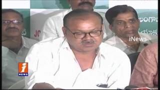 TJAC Getting Ready to Protest Against TRS Govt Performance | iNews