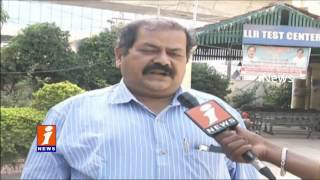 RTA Joint Commissioner Raghunath on Registration Process In New Districts   Telangana   iNews