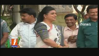 TDP Leaders Worry About YCP MLA Roja Suspension? | iNews