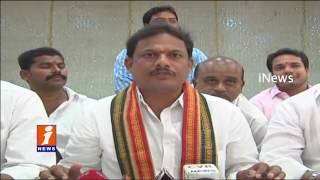 Vasi Reddy Comments on Kapu Reservations iNews