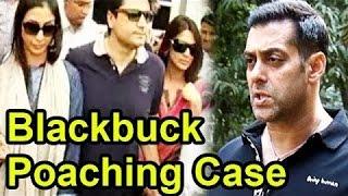 Salman Poaching case: Witness mentally unstable