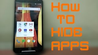 (Hindi) How To Hide Apps In Android No Root