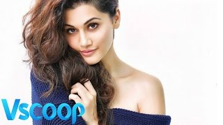 Taapsee Pannu Shares Her Experiences In Glam World #VSCOOP