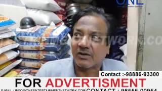 choro ko lagi bhook - mandi se wholesale grain shop se daal churaai