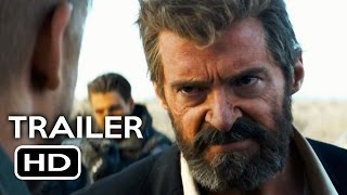 Logan Official Trailer (2017) Hugh Jackman Wolverine Movie HD