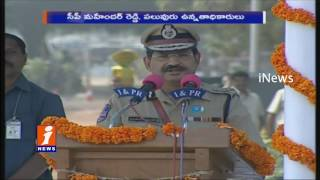 473 Police Dedicated Their Life To People This Year | DGP Anurag Sharma | iNews