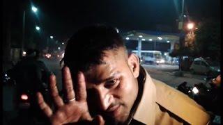 नशे में धुत सिपाही ने जमकर मचाया उत्पात, कहा- पाकिस्तान में तैनात हूं