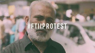 FTII Protest: Arvind Gaur