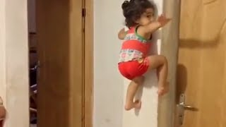 Amazing BABY ARAT GYM - INCREDIBLE VIDEO