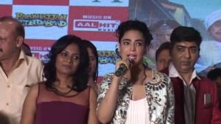 "Trailer Launch Of The Om Puri Film ""Rambhajan Zindabad"""
