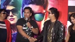 Song Launch Of Hututu Tu  - Poonam Pandey - Shivam Suratwala
