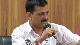 Delhi Govt Press Brief on Major Cabinet Announcement